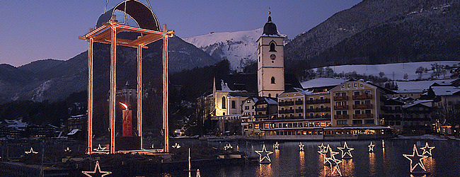 Austria at Christmas